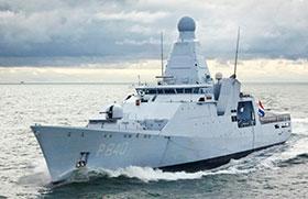 HMS Holland